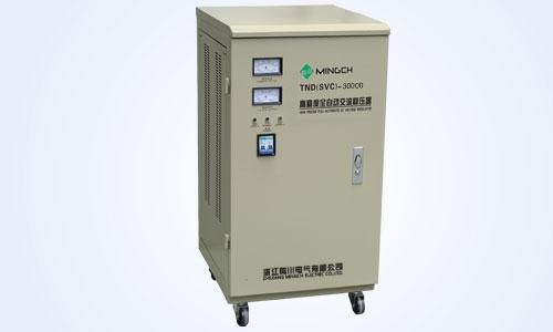 鸣川稳压电源-TND(5KW-30KW)